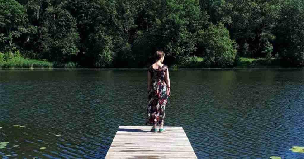 Lago in Lituania
