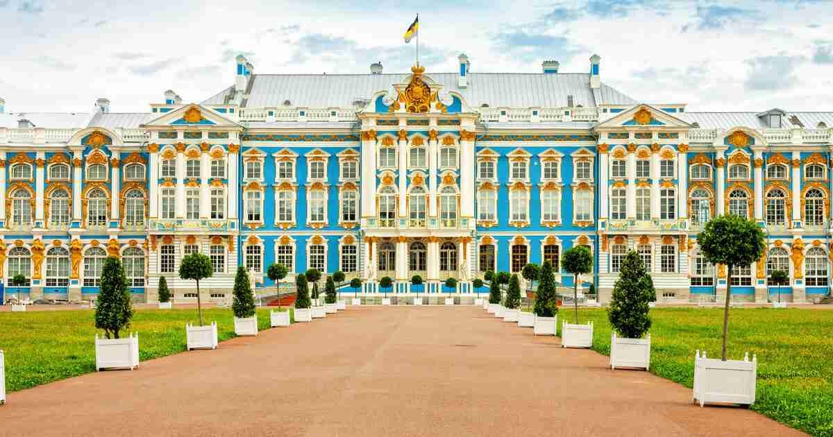 Il palazzo di Caterina