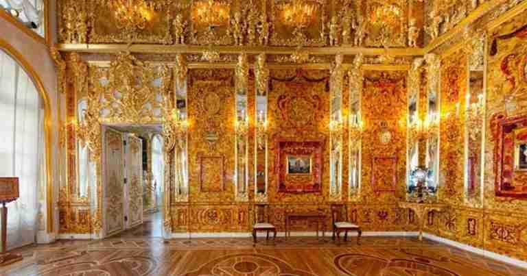 La camera d'ambra