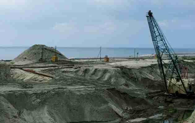 Le miniere di ambra in Kaliningrad