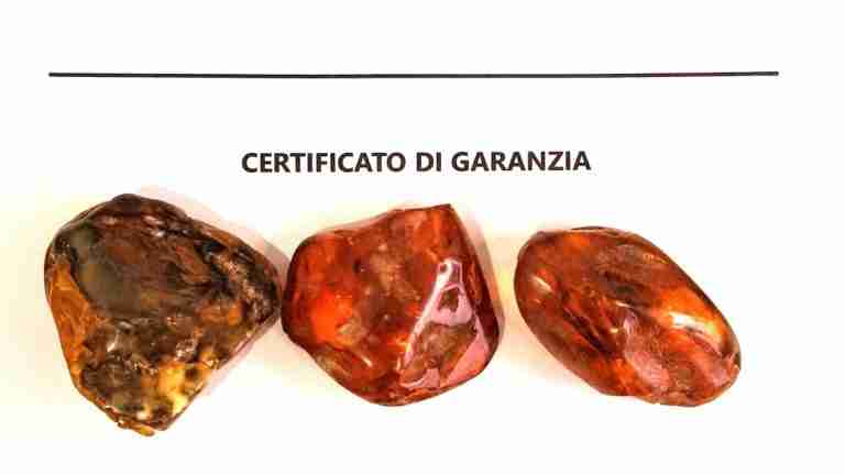 Certificato di garanzia